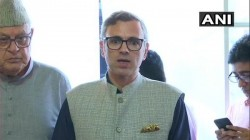 Jk Governor Assured That No Preparation Is Being Made For Any Announcement Omar Abdullah