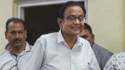 P Chidambaram Cannot Be Arrested By The Ed Till Tomorrow Said Sc