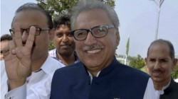 Pakistani President Arif Alvi Was Reportedly Issued With A Notice By Twitter