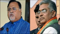 Can T Control The Party Tmc S Partha Chatterjee Criticises Bjp S Dilip Ghosh