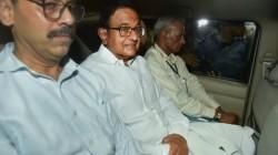 Cbi Ready To Ask 100 Questions To P Chidambaram