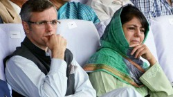 Mehbooba Mufti Omar Abdullah Arrested After Article 370 Scrapped Rajya Sabha