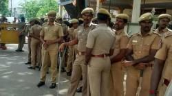 Explosion Near Temple In Kanchipuram
