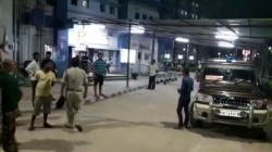 Jalpaiguri Arrested Bar Owner Hospitalised