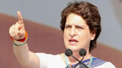 Priyanka Gandhi Vadra Says Unconstitutional The Scrapping Of Article