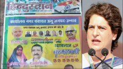 Priyanka Slammed Bjp After A Full Page Advertisement Featuring Modi Sengar