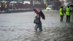Imd Issues Very Heavy Rainfall Alert In Mumbai