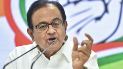 Chidambaram Reaction On Jammu And Kashmir And Article