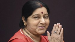 Bjp Leader And Former Foreign Affairs Minister Sushma Swaraj Biography Life And Work