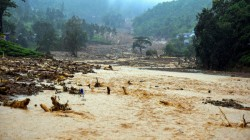 Kerala Worst Hit In Flood At Least 45 Dead