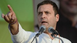 Rahul Gandhi Said The Centre S Move Was Abuse Of Executive Power