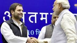 Rahul Gandhi Speaks To Pm Modi On Floods In Kerala Help Assured