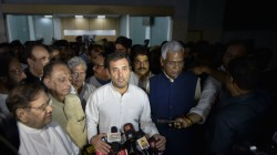 All Is Not Well In Kashmir At It Is Proved Says Rahul Gandhi After Sent Back