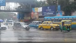 The Rain Falling Does Record In Kolkata According To Single Day