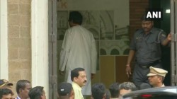 Mns Chief Raj Thackeray Arrives At Office Of The Enforcement Directorate