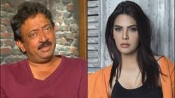 Sherlyn Chopra Has Accused Filmmaker Ram Gopal Varma Of Sending Her Obscene Message