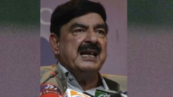 Pakistan Minister Sheikh Rashid Ahmed Has Predicted Indo Pak War In October