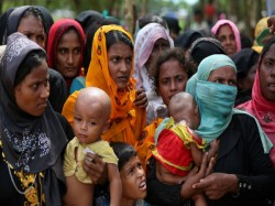 Rohingya Crisis Is Increasing At Fast Pace