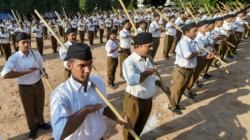 People Who Consumed Cow Meat Were Labelled As Untouchable Says Rss Leader