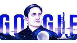 Vikram Sarabhai S 100th Birth Anniversary Google Pay Tribute