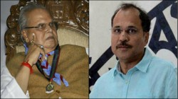 Jammu And Kashmir Governor Sp Malik Don T Cares Adhir Chowdhury S Remarks On Him