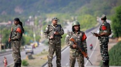 Authorities Of The Jk On Sunday Night Imposed The Section
