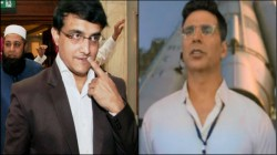 Sourav Ganguly Reacts To Bengali Version Of Akshay Kumar S Yeh Sindoor