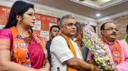 Bjp Faces Big Troubles To Baishakhi Banerjee After Her Joining Sovan Can Leave Party