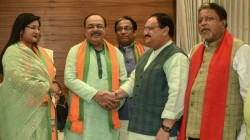 Sovan Chatterjee Goes To Delhi Avoid Dilip Ghosh And Others State Leader