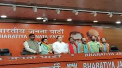 Sovan Chatterjee And Baishakhi Banerjee Joins Bjp In Delhi