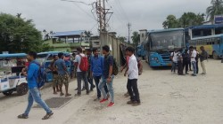 Transport Strike In North Bengal S Jalpaiguri Know The Details