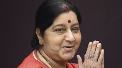 Sushma Swaraja S Last Tweet Was On Article 370 What She Said
