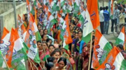 Tmc Leader Returns Cut Money In West Midnapore
