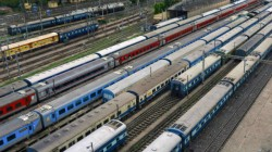 Indian Railway Now Set Gps System In Trains