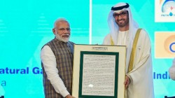 Narendra Modi Would Be Conferred With The Highest Civilian Award Uae