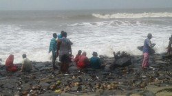 Weather Office Forecasts High Tidal Waves In Digha And Issued High Alert