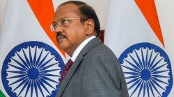 Ajit Doval In Kashmir Again This Time For Secutity Check Up