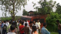 Students Were Injured When A Bus Fell Into A Canal In Maharashtra S Palghar