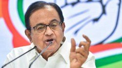 Chidambaram S Lawyer Writes To Cbi After A Notice Outside Residence