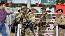 Government Has Issued An Alert Asking States To Tighten Security At All Major Airports