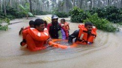 Red Alert Sounded In Three Districts Of Kerala Due To Heavy Rain