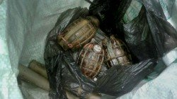 Hand Grenade Is Recovered From Village Of Bankura To Dig Soil For Boundary Wall