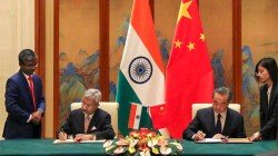 Chinese Foreign Minister Tells That Ladakh Involves Chinese Territory