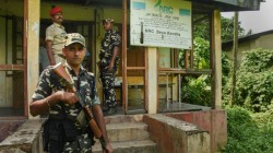 Assam And Security Measures Have Been Tightened Across The State Before Publication Of Final Nrc