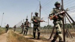 One Army Man Killed And Four Others Injured In Loc Firing In Poonch In Jammu And Kashmir