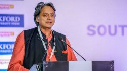 Arrest Warrent Issued Against Shashi Tharoor In Kolkata Court