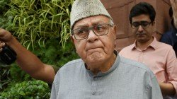 Former Jammu And Kashmir Chief Minister Farooq Abdullah Claims He Is Under House Arrest