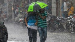 Rain Is Started In Kolkata Due To Depression Of Bay Of Bengal