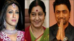 Sushma Swaraj Death Update Rituparna To Dev Pays Condolence As Tollywood Mourns