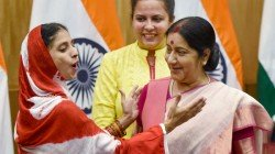 Geeta The Woman Whom Helped Sushma Pay Tribute In Her Own Way